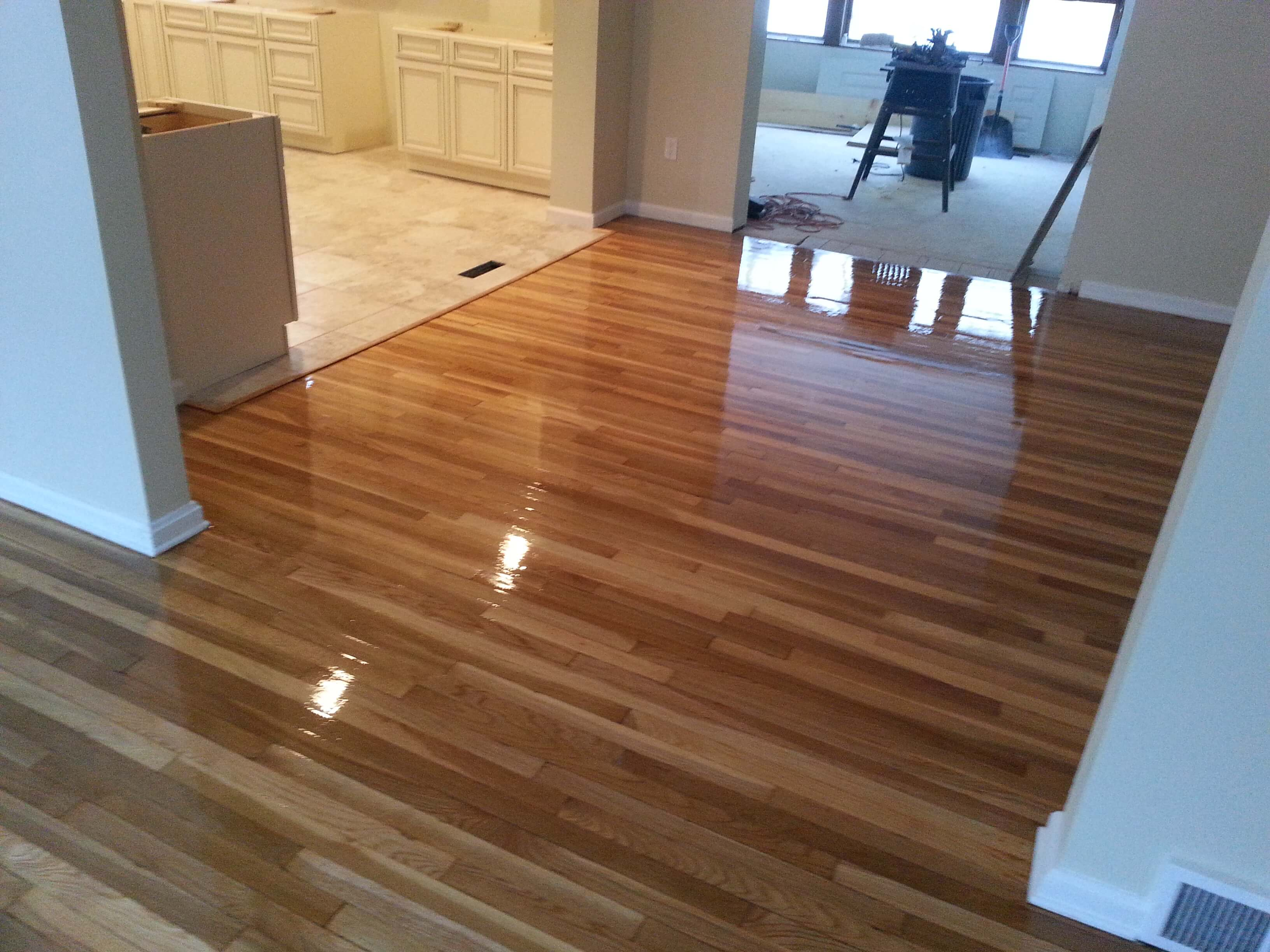 hardwood floor resurfacing in pittsburgh, PA