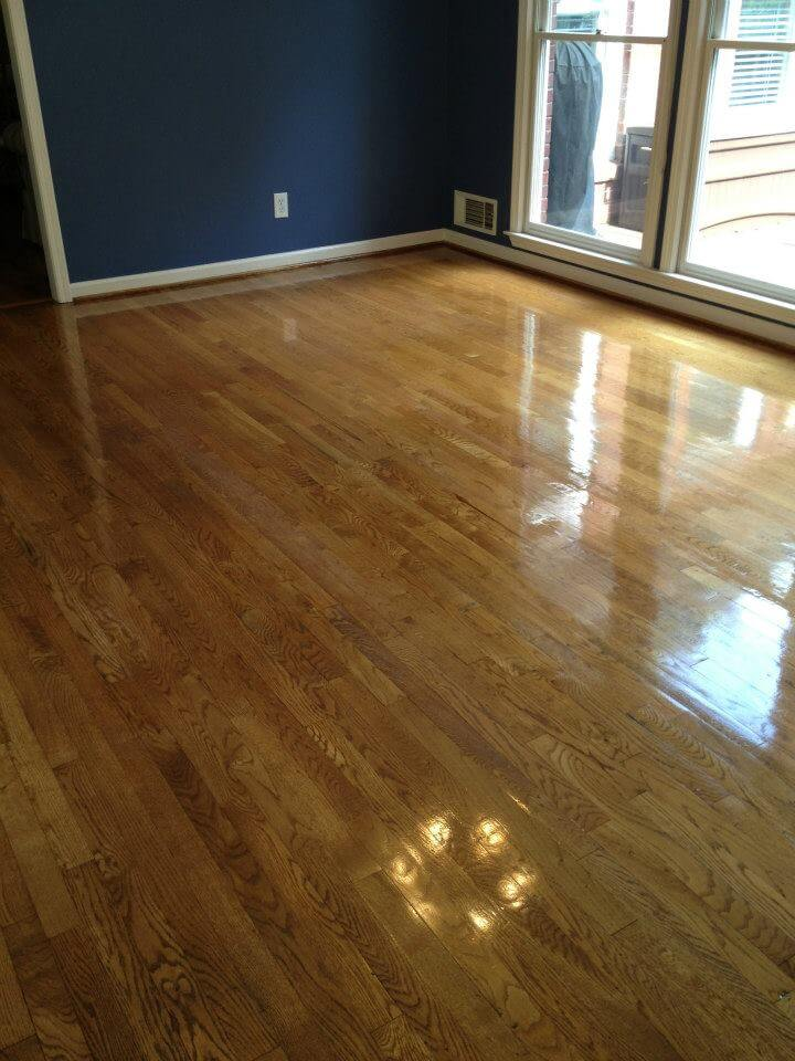 hardwood floor resurfacing in Pittsburgh